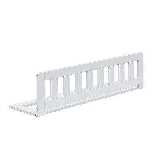 VitaliSpa® Bettschutzgitter »Rausfallschutz für Kinderbett Bettschutzgitter 120cm Holz«