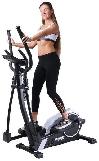 Miweba Sports Crosstrainer »MC300«, App Steuerung - 21 kg Schwungmasse - inkl. Pulsgurt