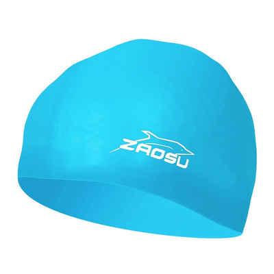 ZAOSU Badekappe »Long Hair Cap - Langhaar Schwimmkappe«