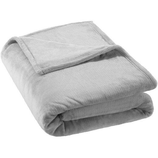 Tagesdecke »Kuscheldecke Polyester«, tectake