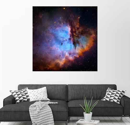 Posterlounge Wandbild, Sternengeburt im NGC 281