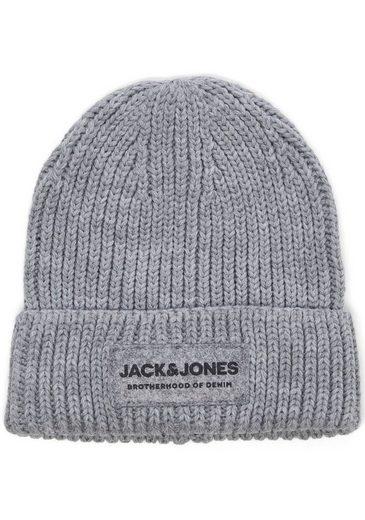 Jack & Jones Junior Strickmütze »JJ30 KNIT BEANIE JR«