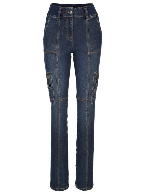 Paola Cargojeans Paola straight | Bekleidung > Jeans > Cargojeans | Paola