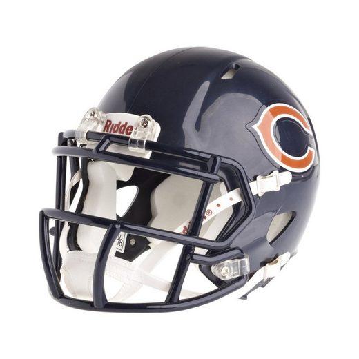 Riddell Sammelfigur »Mini Football Helm NFL Speed Chicago Bears«