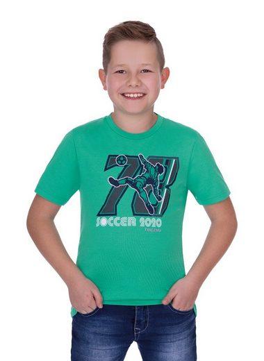 Trigema EM Fußball-Shirt für kleine Fußballfans