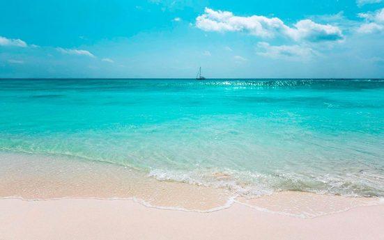 KOMAR Vliestapete »Pure Azur Ocean«