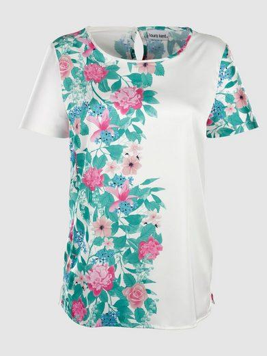 Laura Kent Shirtbluse mit Blumendruck