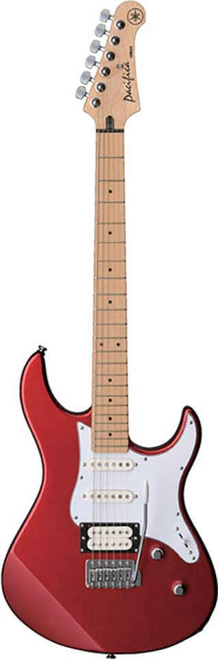 Yamaha E-Gitarre »PA112VMRMRL, Red Metallic«