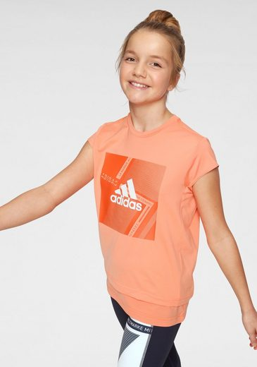 adidas Performance Funktionsshirt »JOUTH GIRL TRAINING TEE«