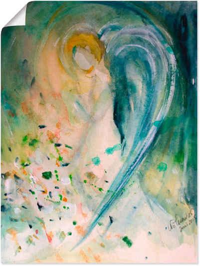 Artland Wandbild »Engelbild abstrakt«, klassische Fantasie (1 Stück), in vielen Größen & Produktarten - Alubild / Outdoorbild für den Außenbereich, Leinwandbild, Poster, Wandaufkleber / Wandtattoo auch für Badezimmer geeignet