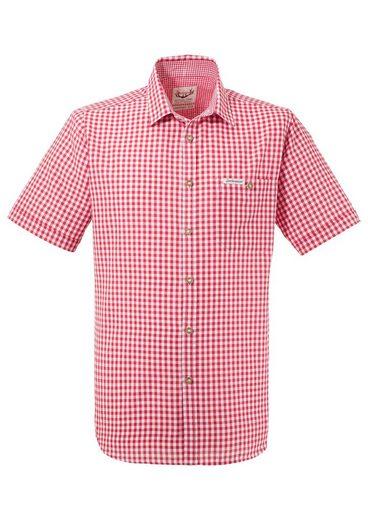 Stockerpoint Trachtenhemd im Karo-Look