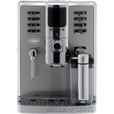 Gaggia Kaffeevollautomat ACCADEMIA Edelstahl