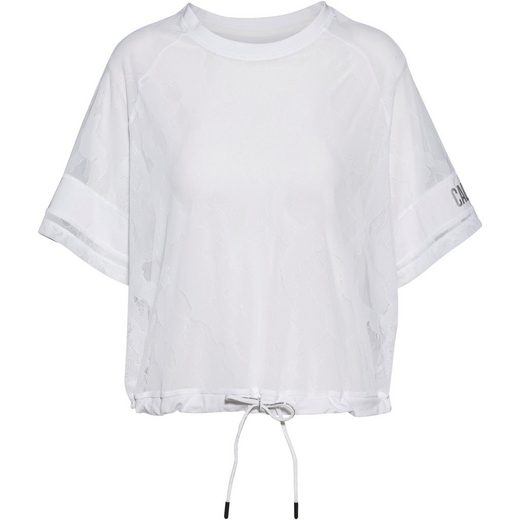 Calvin Klein Performance Funktionsshirt »Cooling X Lace«