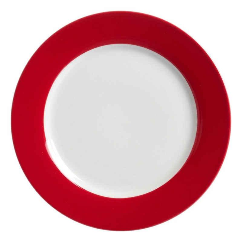 Ritzenhoff & Breker Dessertteller »Doppio Rot 20 cm«
