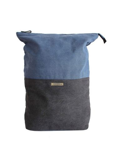 Margelisch Cityrucksack »Ulom 4«, plastikfreier Rucksack aus fairer und nachhaltiger Produktion