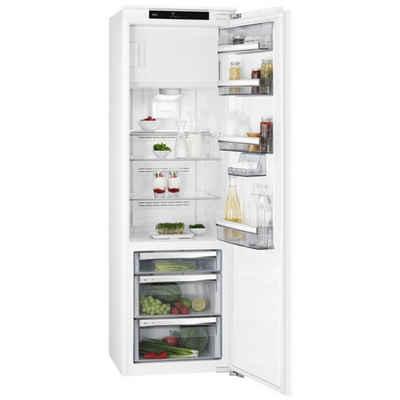 AEG Einbaukühlschrank SFE818E9ZC, 176.9 cm hoch, 55.6 cm breit