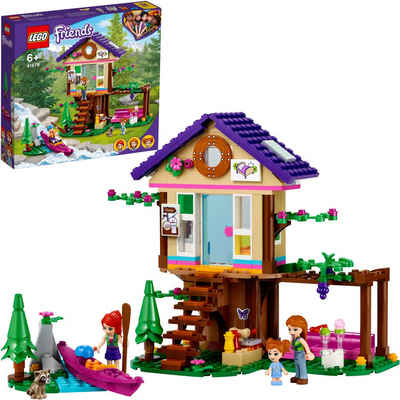 LEGO® Konstruktionsspielsteine »Baumhaus im Wald (41679), LEGO® Friends«, (326 St)