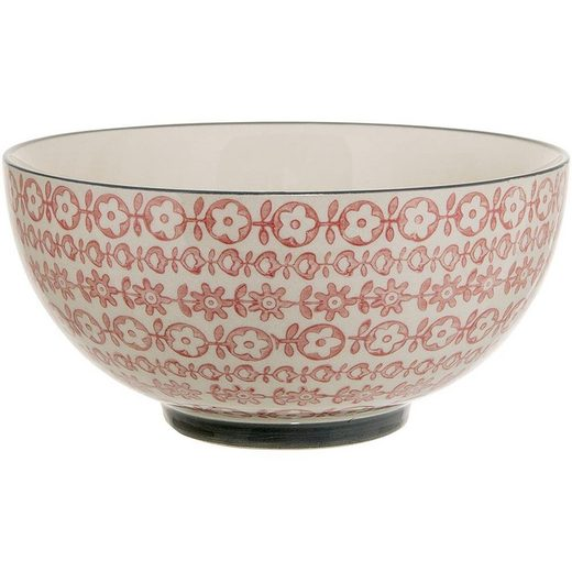 Bloomingville Müslischale »Schale Cécile«, Keramik, Keramik