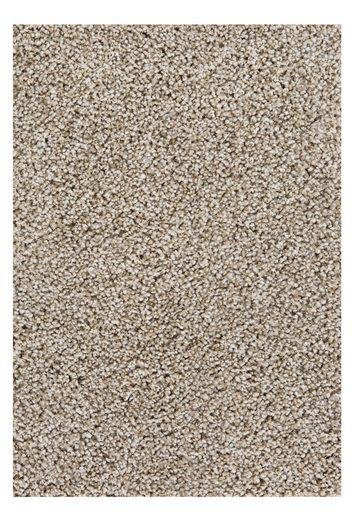 Teppichboden »Anne schlammfarben«, Andiamo, rechteckig, Höhe 10 mm, Meterware, Breite 400 cm, antistatisch, schallschluckend