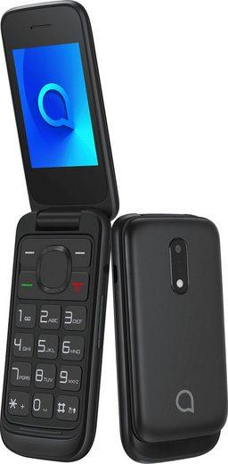Alcatel 2053 Klapphandy (6,1 cm/2,4 Zoll, 0,004 GB Speicherplatz, 1 MP Kamera)