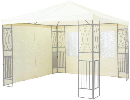 TEPRO Seitenteile für Pavillon für Serie Kaemi