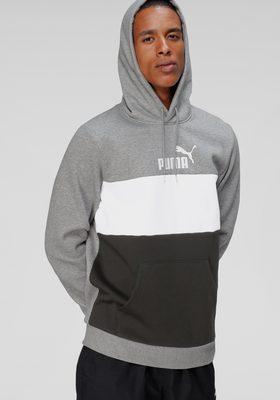 Kapuzensweatshirt »ESS+ Colorblock Hoodie FL«