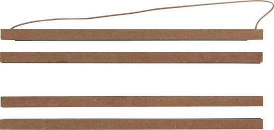 Reinders! Bilderrahmen »Click Frame Wood 51cm Click Wood Frame - 51cm«