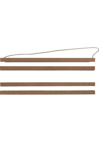 Reinders! Bilderrahmen »Click Frame Wood 51cm Cl...