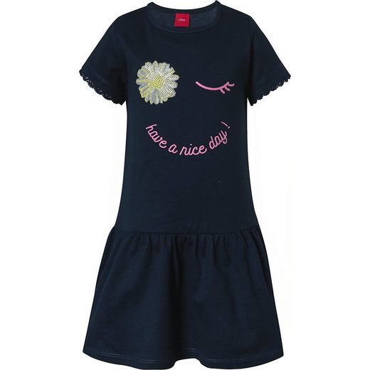 Jerseykleid »Kinder Jerseykleid«