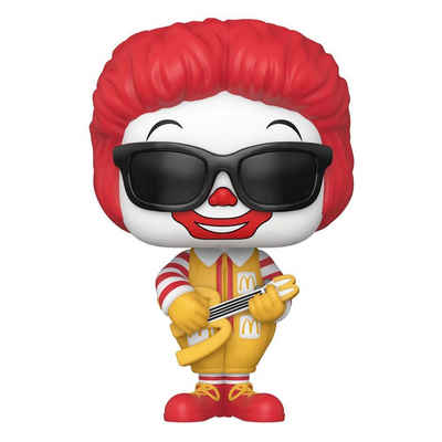 Funko Sammelfigur »Funko Pop! Ad Icons - Mc Donalds - Rock Out Ronald McDonald #109«