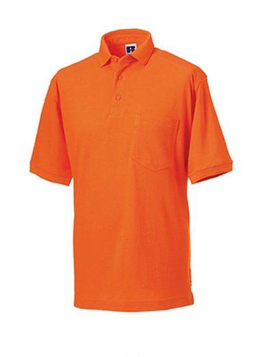 Russell Poloshirt »Herren Polohemd Z011 Workwear auch in großen Größen«