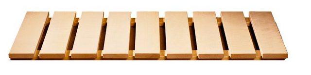 KARIBU Saunabodenrost BxT: 100x46,5 cm | Bad > Sauna & Zubehör > Sauna-Zubehör | Karibu