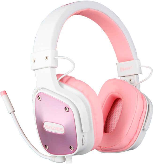 Sades »Dpower SA-722« Gaming-Headset (Kompatibel mit PS4, PS5, Xbox One, Xbox Series X/S und Nintendo Switch)