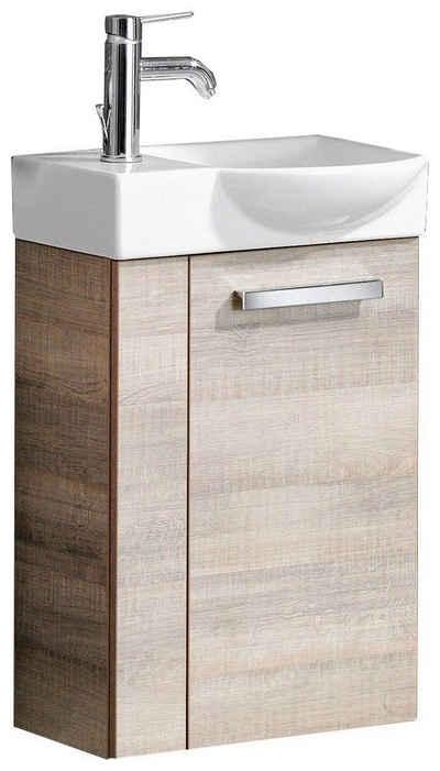 FACKELMANN Waschtisch »A-VERO«, Breite 45 cm, Tiefe 32 cm