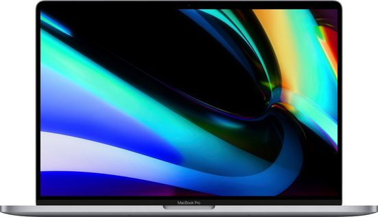"Apple MacBook Pro 16"" Notebook (40,65 cm/16 Zoll, Intel Core i7, 512 GB SSD)"