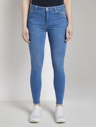 TOM TAILOR Denim Skinny-fit-Jeans »Janna Extra Skinny Jeans«