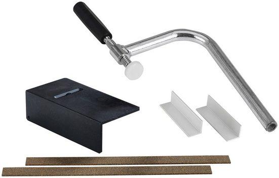SJÖBERGS Werkzeug-Zubehör-Set »Nordic, Hobby, Junior/Sen Hobelbank«, Alu/Stahl