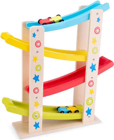 New Classic Toys® Kugelbahn »Little Driver - Autorutsche, Stern«