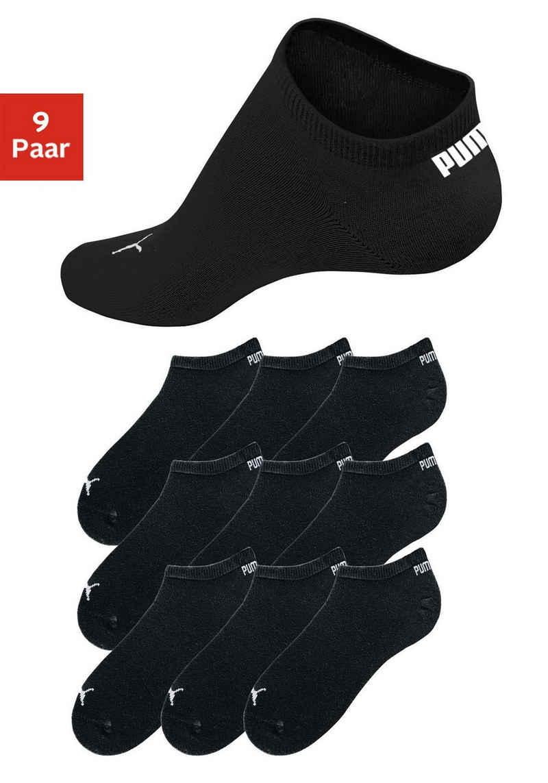 PUMA Sneakersocken (9-Paar) in der klassischen Form