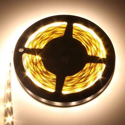 TOPMELON LED-Streifen »USB Strip«, 30-flammig, 0.5M,Wasserdicht