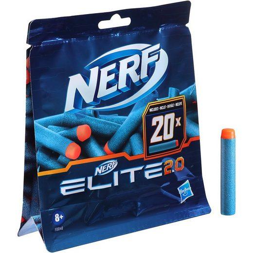 Hasbro Blaster »Nerf Elite 2.0 20er Dart Nachfüllpackung«