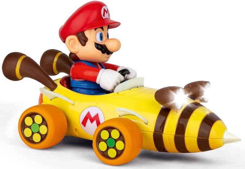 Carrera® RC-Auto »Mario Kart™ - Bumble V, Mario, 2,4GHz«