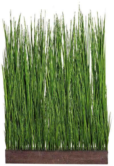 Kunstgras »Gras Raumteiler«, Creativ green, Höhe 150 cm