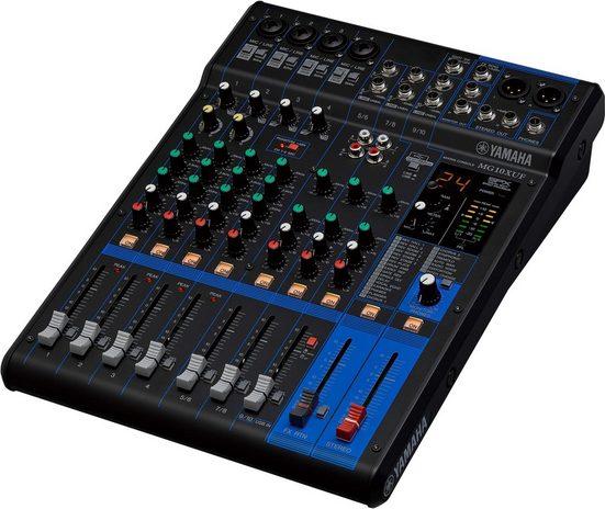 Yamaha Mischpult »Mixing Console MG10XUF«, 10-Kanal