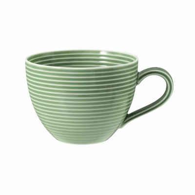 Seltmann Weiden Tasse »Beat Salbeigrün 260 ml«, Porzellan