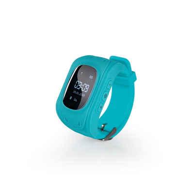 EASYmaxx Fitness-Tracker »Smart Watch Kinder Tracker Wasserdicht Smartwatch GPS Uhr Armbanduhr Telefon Kid«