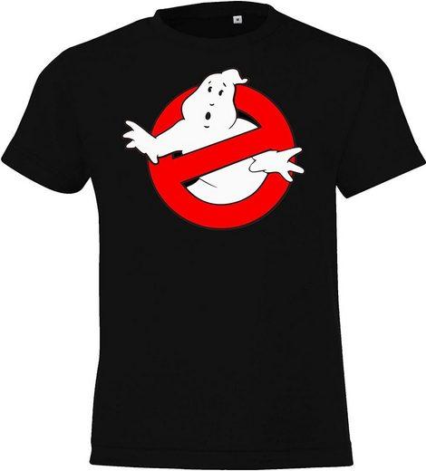 TRVPPY T-Shirt »Kinder Baby T-Shirt Ghostbusters in allen Größen und Farben«