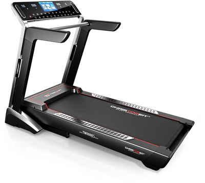Christopeit Sport® Laufband »TM 5000S«, 6 virtuelle Laufstrecken; Trainingsdatenspeicherung per App möglich