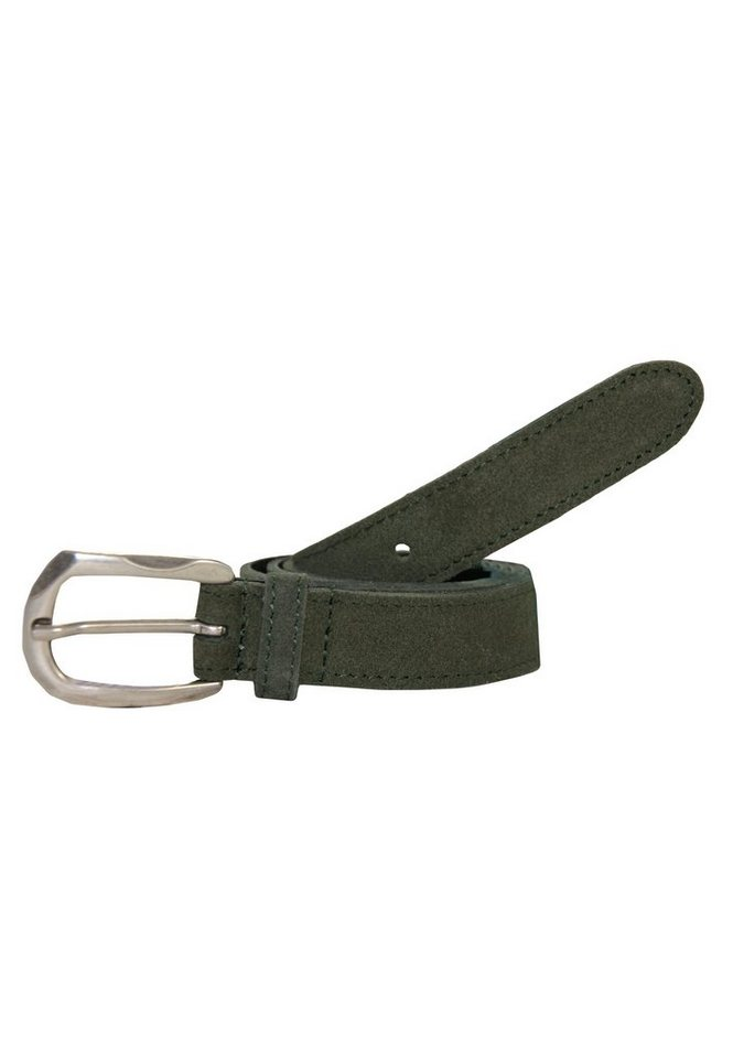 legend -  Ledergürtel mit rechteckiger Schließe