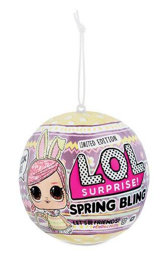 MGA Sammelfigur »L.O.L. Surprise Spring Bling, sortiert«